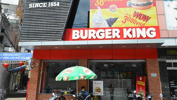 Burger King Phú Mỹ Hưng