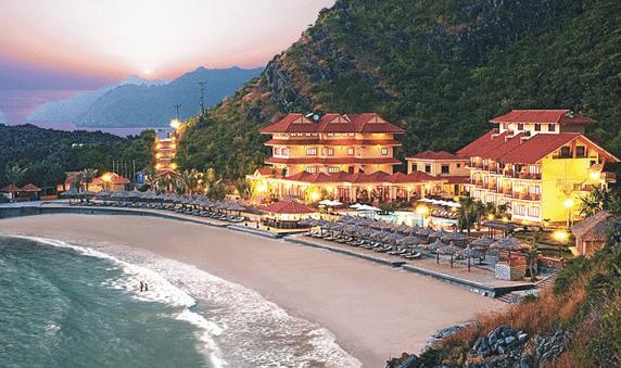 Cát Bà Sunrise Resort Hải Phòng