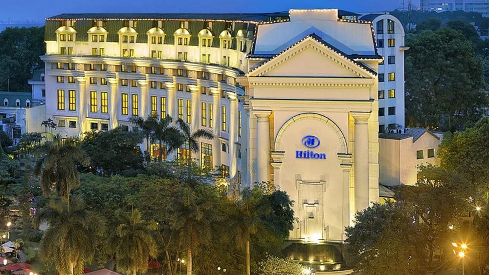 dự án tiêu biểu: khách sạn & resort
