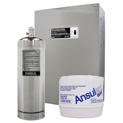 Hệ thống chữa cháy bếp Ansul R-102